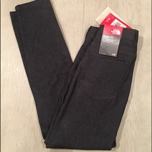 The North Face tungsted pant weathered black 2 NWT